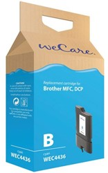 Inkcartridge Wecare Brother LC-1100 LC-980 blauw