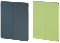 Portfolio Hama Twiddle voor iPad Air 2 grijs/groen