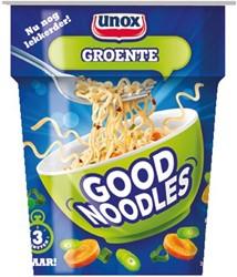 Unox Good Noodles groenten 6 cups