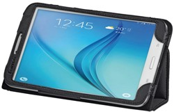 "Portfolio Hama  Bend Samsung Galaxy tab A3 9,7 "" zwart"