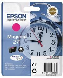 Inkcartridge Epson 27 T270340 rood