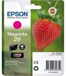 Inkcartridge Epson 29 T298340 rood