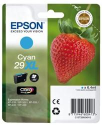 Inkcartridge Epson 29XL T299240 blauw HC