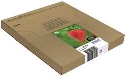 Inkcartridge Epson 29 T298645 zwart+ 3 kleuren Easy Mail