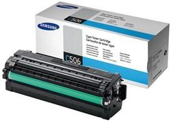 Tonercartridge Samsung CLT-C506L HC blauw
