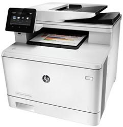 Laserprinter HP Laserjet pro M477FDW