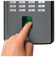 Tijdregistratiesysteem Safescan TA-8020 zwart-2