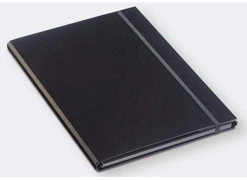Elastomap Klapr A4 10mm zwart
