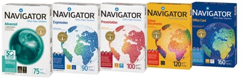Kopieerpapier Navigator Universal A4 80gr wit 500vel-3