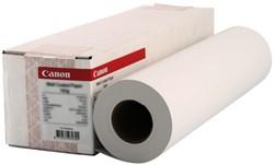 Inkjetpapier Canon 432mmx50m 90gr standaard