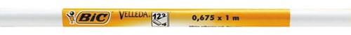 Whiteboardfolie Velleda 67cmx1m wit