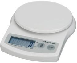 Briefweger Maul Alpha 16420 op batterij tot 2000gram wit