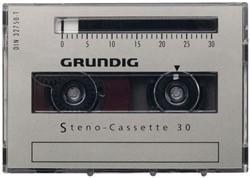 Dicteercassette Grundig 30 universeel