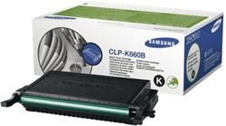 Tonercartridge Samsung CLP-660 zwart