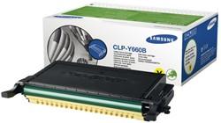 Tonercartridge Samsung CLP-660 geel