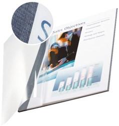 Inbindomslag Leitz 3.5mm zachte kaft blauw