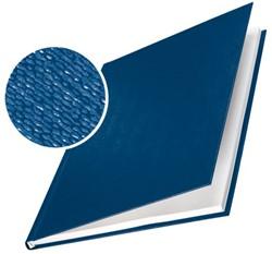 Inbindomslag Leitz 7mm harde kaft blauw