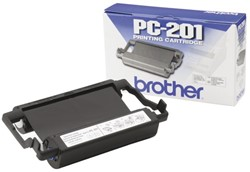 Donorrol Brother PC-201 met cartridge