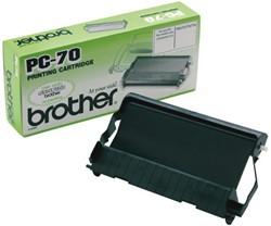 Donorrol Brother PC-70 met cartridge