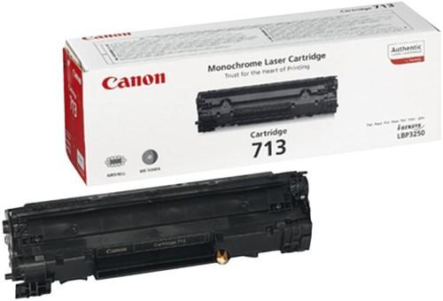 Tonercartridge Canon 713 zwart
