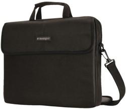 Laptoptas Kensington SP10 classic sleeve 15.4inch zwart