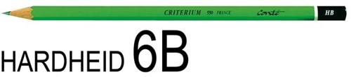 Potlood Bic Conte Criterium 550 6B