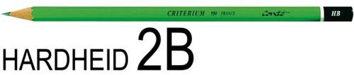 Potlood Bic Conte Criterium 550 2B