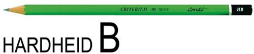 Potlood Bic Conte Criterium 550 B