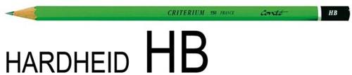 Potlood Bic Conte Criterium 550 HB