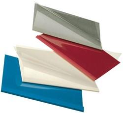 Thermische omslag GBC A4 3Mm linnen wit 100stuks