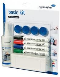 Whiteboard starterkit Legamaster 125100 basickit