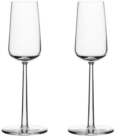 iittala Essence Champagneglas 0,21 L 2 st.
