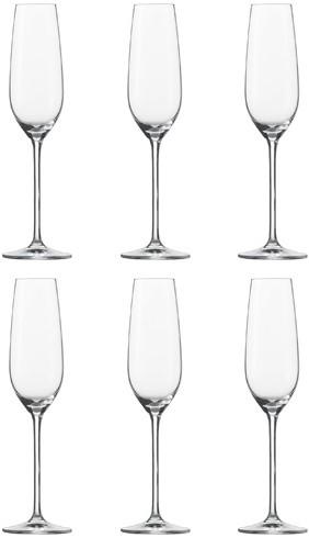 Schott Zwiesel Fortissimo Champagne flûte 0,24 L 6 st.
